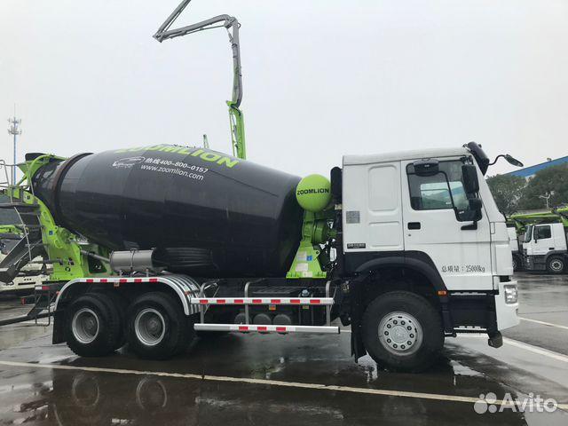 HW76 howo mixer truck 10 CBM - 2019