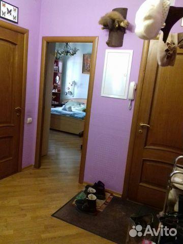 Продается двухкомнатная квартира за 6 500 000 рублей. г Нижний Новгород, ул Большая Покровская, д 9.