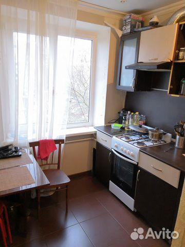 Продается двухкомнатная квартира за 2 500 000 рублей. улица Добровольского, 5/1.