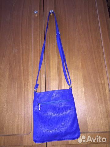 4a9e0bc67eae Синяя сумка Jimmy Choo купить в Санкт-Петербурге на Avito ...
