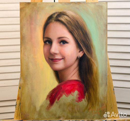 Картина карандаш по фотографии художник заказ