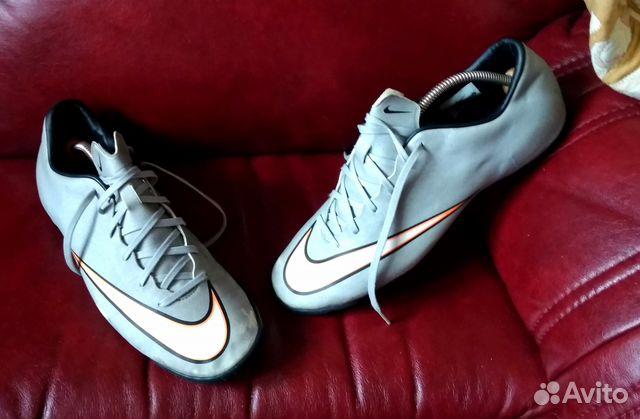8c4382d8 Кроссовки Сороконожки Nike Mercurial купить в Московской области на ...