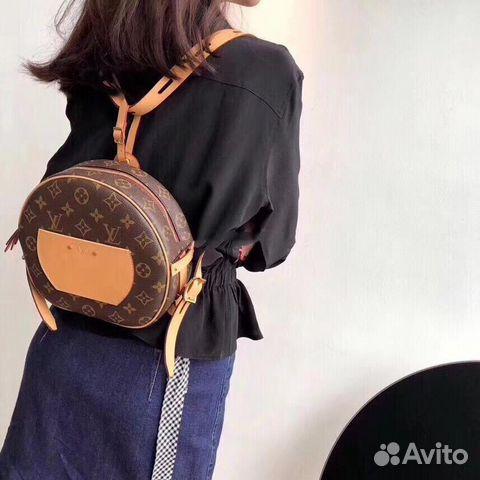 d7e582844c68 Рюкзак сумка Луи Виттон купить в Москве на Avito — Объявления на ...