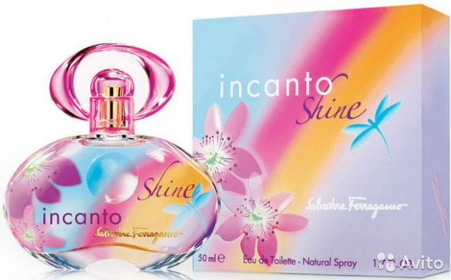 Salvatore Ferragamo - Incanto Shine— фотография №1