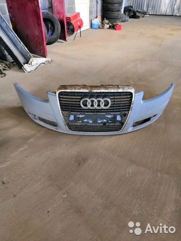 89226688886 Бампер передний (Audi A6)