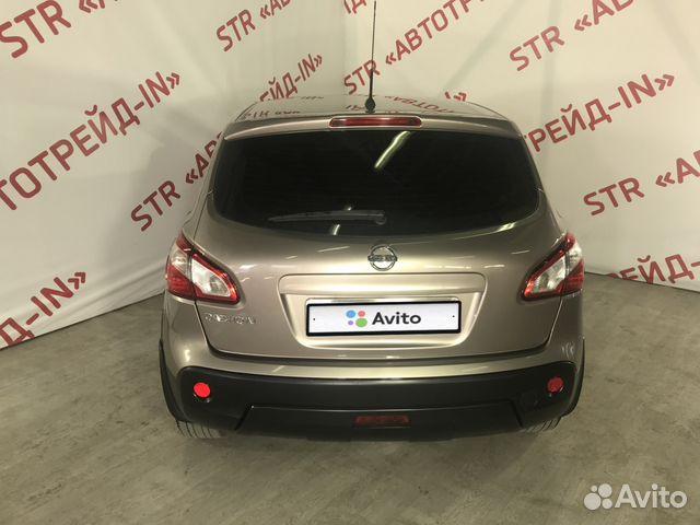 Купить Nissan Qashqai пробег 117 600.00 км 2010 год выпуска