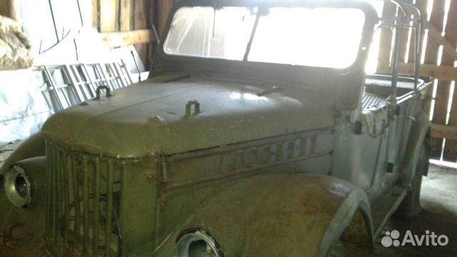 ГАЗ 69, 1967 89148303445 купить 2