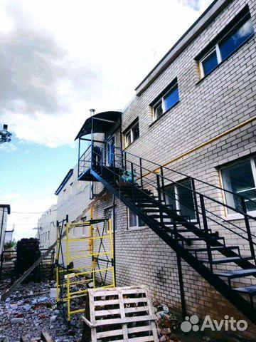 Лестница+Козырек Art Metal ***35 89005087830 купить 1
