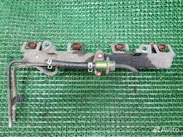 Топливная рейка Suzuki Liana ER M16A 2001-2008 89046875188 купить 3