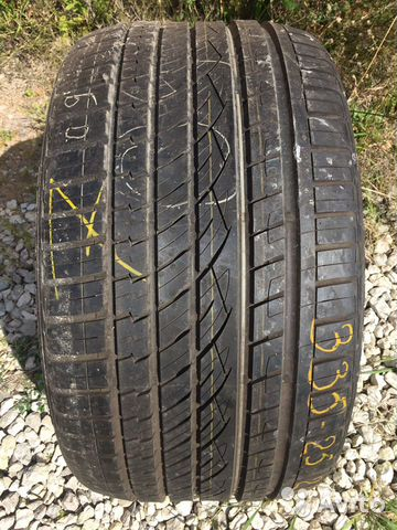 89211101675 335/25 ZR22 Continental CrossContactUhp