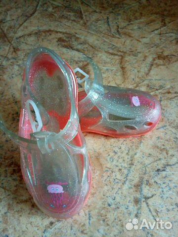 Резиновые сандали 23 р  89822474868 купить 1