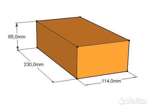 вес огнеупорного кирпича шб 5