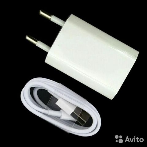 зарядное устройство iphone 6