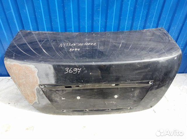 89657347629  Крышка багажника (Nissan Primera)
