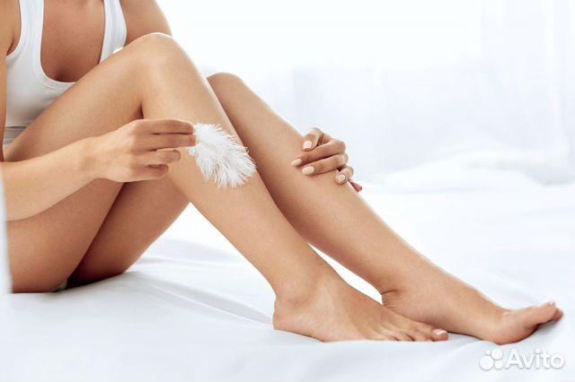 Лазерная эпиляция ног (полностью) в Твери | Услуги | Авито