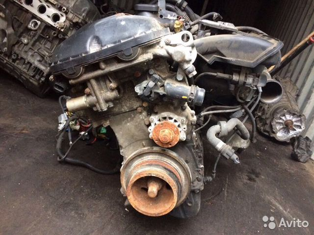 89026196331  Двигатель Bmw X5 E53 3.0