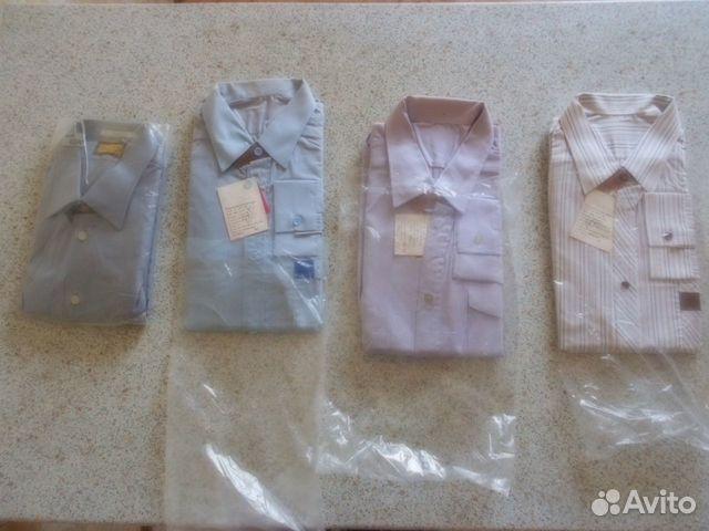 Продам новые мужские рубашки 89897768584 купить 1