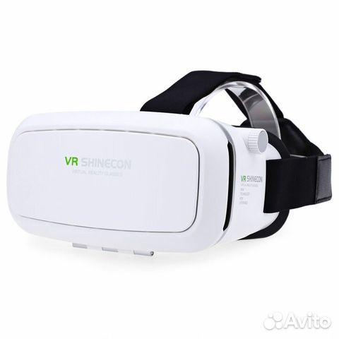 84942303606 Очки виртуальной реальности белые
