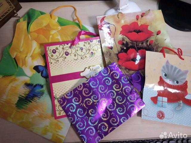 Пакеты для подарков 89209217617 купить 1