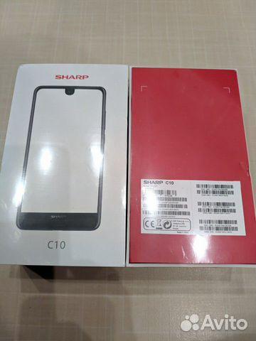 Новый Sharp C10 4/64 NFC