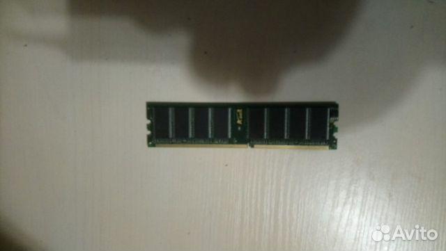Планка памяти 256 мв DDR1