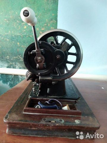 Швейная машина NAH maschinen 1890 -1910гг 89080119999 купить 5