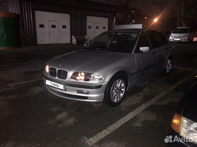 BMW 3 серия, 2000  89682716937 купить 2