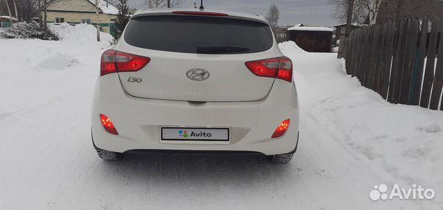 Hyundai i30, 2013 89584900429 купить 2