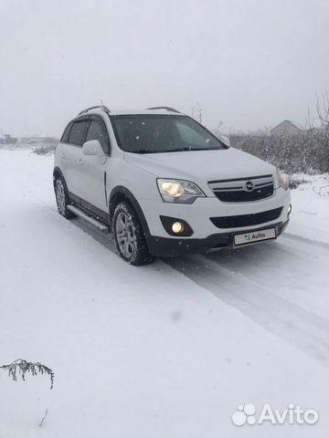 Opel Antara, 2012 купить 7