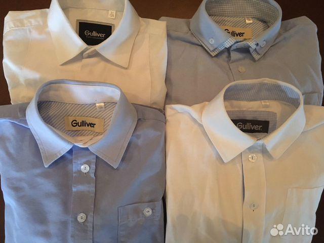 Рубашки Gulliver 128