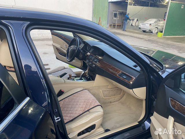BMW 5 серия, 2008 купить 8