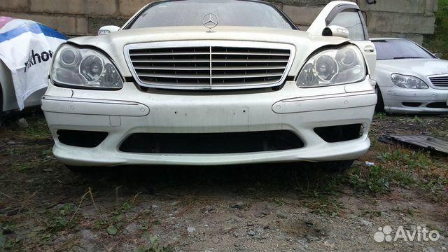 Запчасти на Mercedes-Benz S600L W220 BiTurbo 89143292009 купить 3