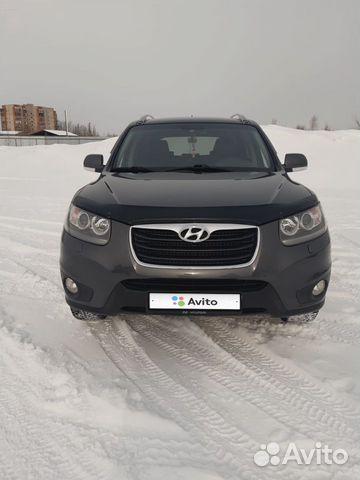 Hyundai Santa Fe, 2011 купить 6