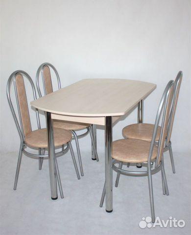 Стол обеденный 110х70 89850571152 купить 3
