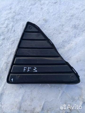 Решетка в бампер передняя правая Ford Focus 3 2011 купить 2
