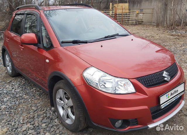Suzuki SX4, 2010 89159706263 купить 10