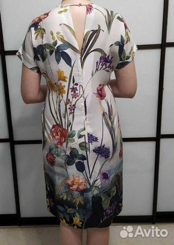 Платье летнее  89930213054 купить 2