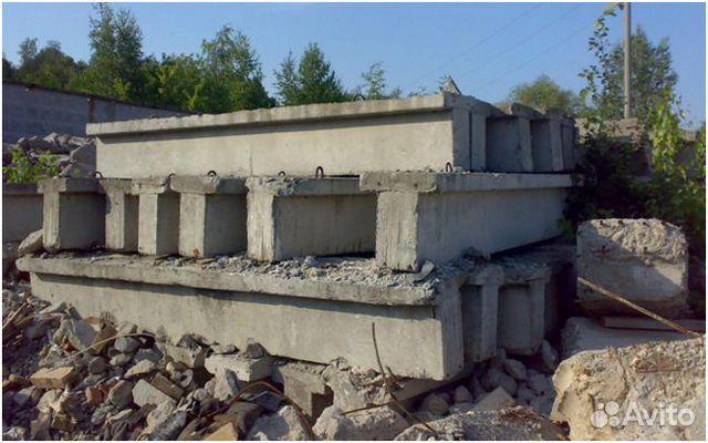 лом бетона купим