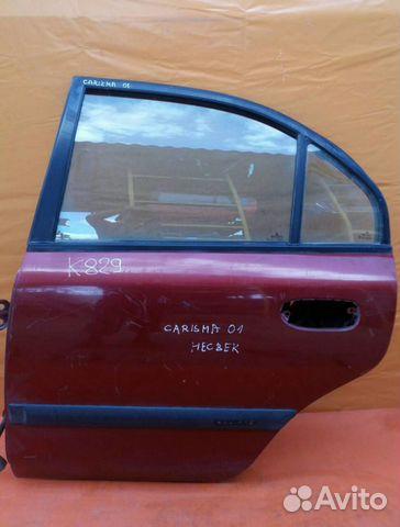 84732022776 Дверь задняя левая Mitsubishi Carisma 2000-2003