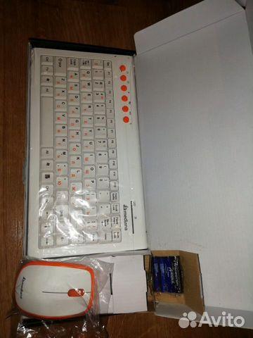 Клавиатура без проводная sat 89177687108 купить 3