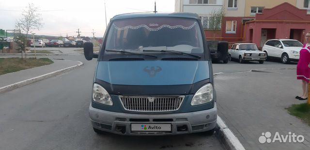 ГАЗ Соболь 2217, 2004 89825916608 купить 3