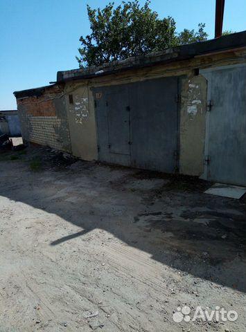 Garage 21 m2