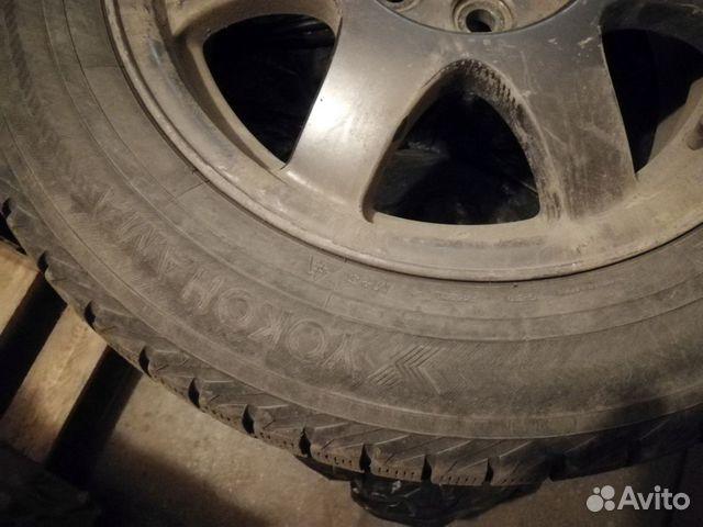 Колеса R16 (Тойота Приус 20,30)  89137587404 купить 2