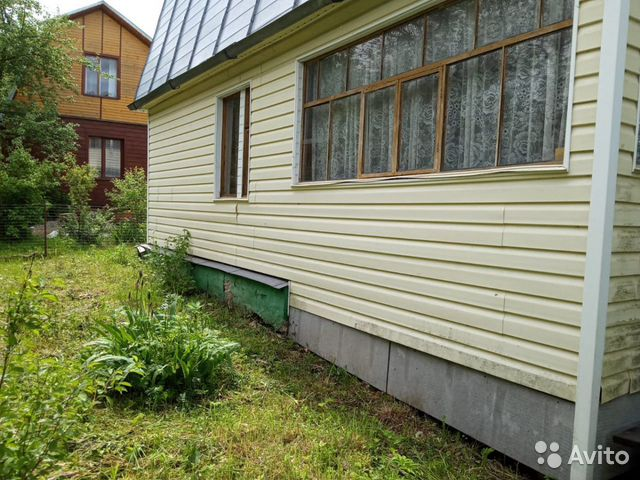 Дом 70 м² на участке 9 сот.