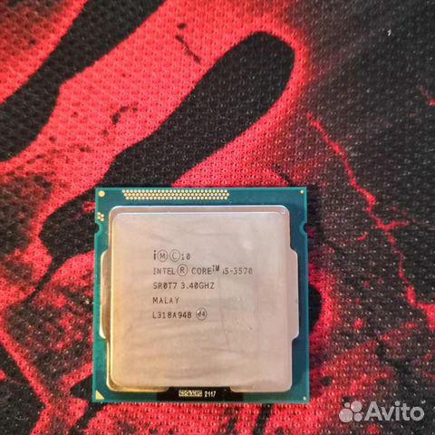 Мощный 4-х ядерный процессор - Core i5-3470 купить 1