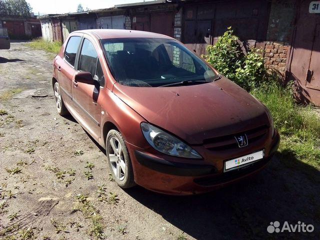 Peugeot 307, 2002 89091448936 купить 5