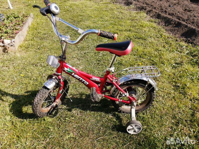 Велосипед детский 89520521493 купить 1