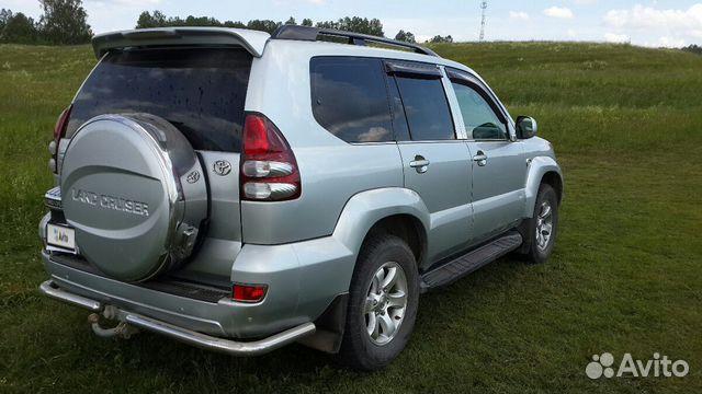Toyota Land Cruiser Prado, 2004  купить 7