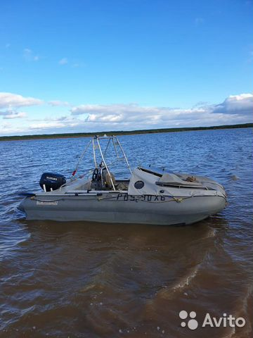 Продам лодку - катамаран флагман 460К 89842902991 купить 1