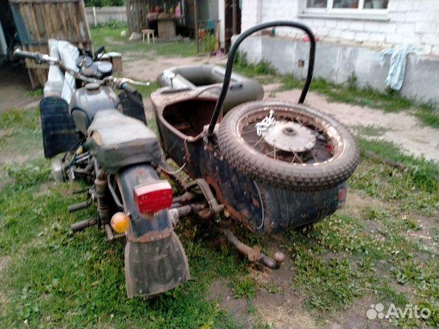 Продается мотоцикл Днепр с ведущей люлькой 89692894820 купить 1